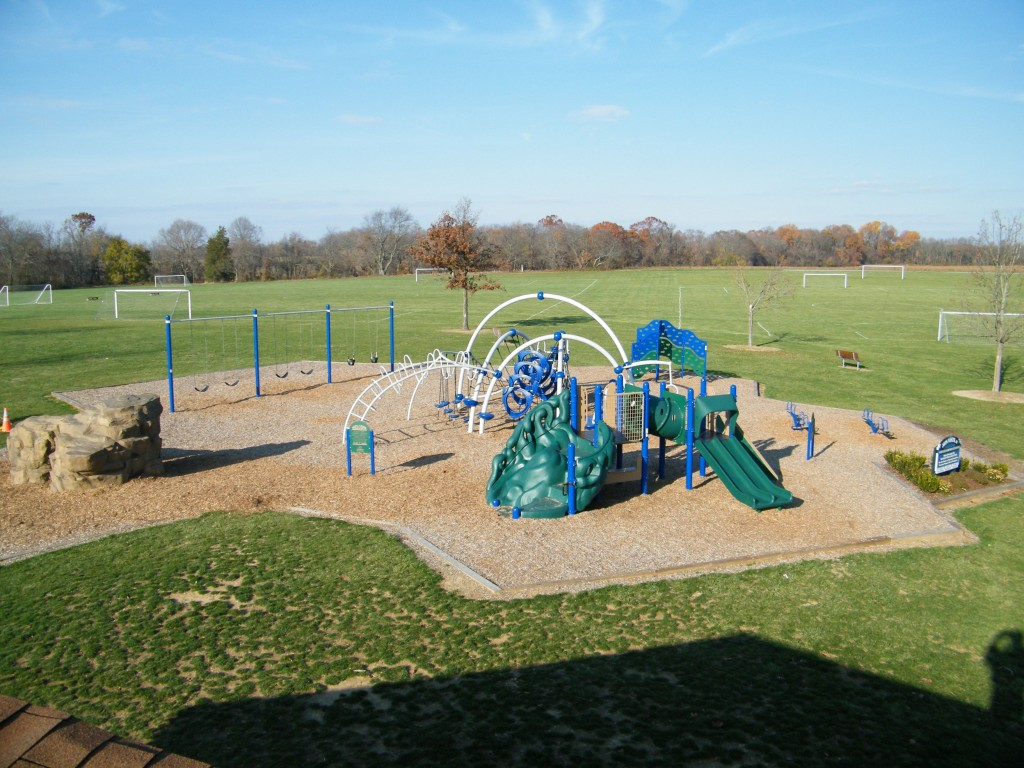 Marlton Park Playground, Pilesgrove, Woodstown NJ