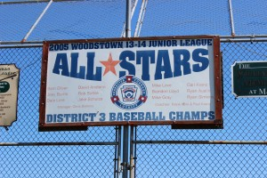Woodstown Little League All Stars