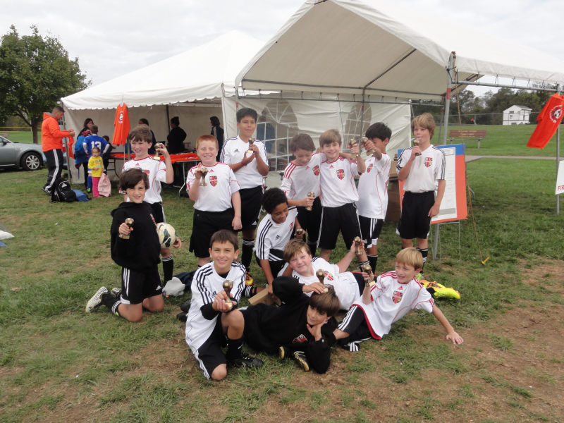Marlton Park Woodstown Soccer Tournament