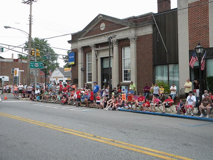 Woodstown 4th of July Parade